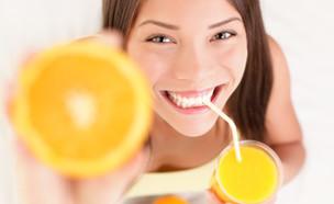 מיץ תפוזים (צילום: אימג'בנק / Thinkstock)