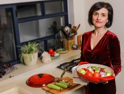 לריסה סלפיאן אשד (צילום: אבישי פינקלשטיין)