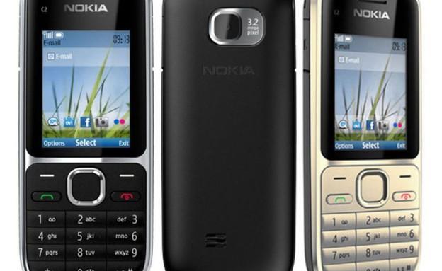 טלפונים חדשים נוקיה עם מקלדת עברית (צילום: ebay)