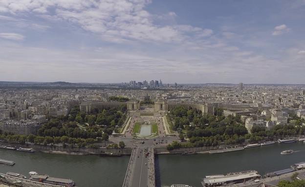 המדריך לסטורי המושלם - פריז (צילום: ניר כהן, mako חופש)