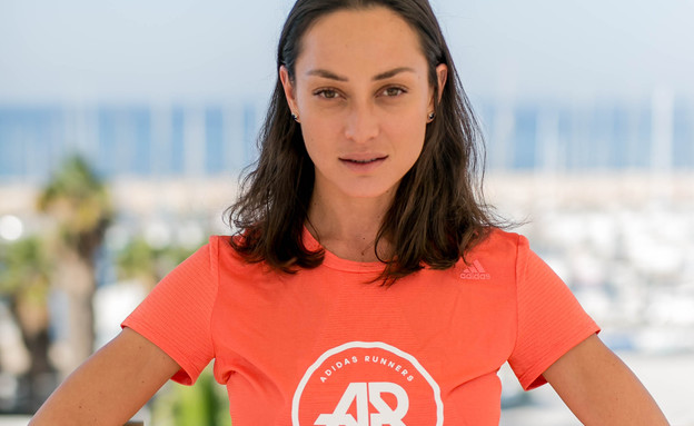 """אנה ארונוב (צילום: יח""""צ adidas)"""
