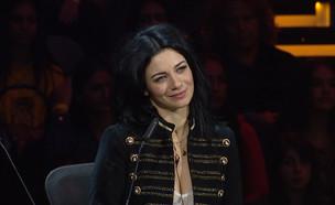 """נינט טייב מצטרפת לשולחן השופטים (צילום: מתוך """"הכוכב הבא לאירוויזיון 2019"""", שידורי קשת)"""