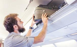 9 דברים שאסור לכם לעשות בזמן טיסה (צילום: shutterstock)