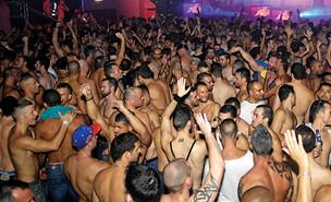 מסיבת גייז (צילום: WE PARTY,  יחסי ציבור )