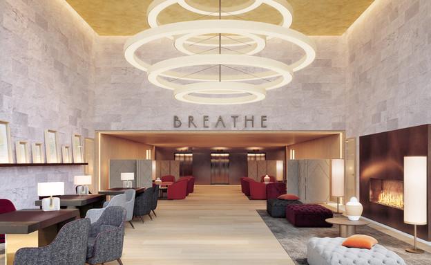 מלון Waldhotel (צילום: באדיבות Bürgenstock Resort)