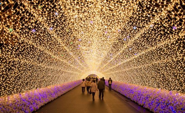 פסטיבל האורות (צילום: martinho Smart, shutterstock)