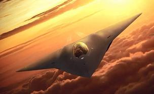 הצצה נדירה למפעל ייצור המטוסים החשאי. צפו