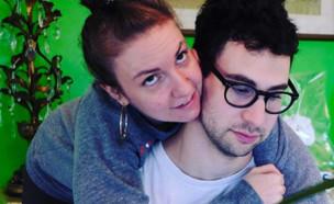 לינה דנהאם וג'ק אנטונוף (צילום: instagram)