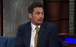 """הוליווד גועשת: מתלוננות נגד ג'יימס פרנקו (צילום: מתוך """"ערב טוב עם גיא פינס"""", קשת 12)"""