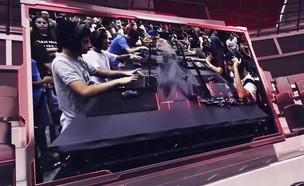 ליגת Game In mako (צילום: צילום מסך)