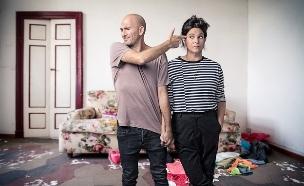 פרויקט סדרות ישראליות דנה מודן ואסי כהן (צילום: אוהד רומנו)
