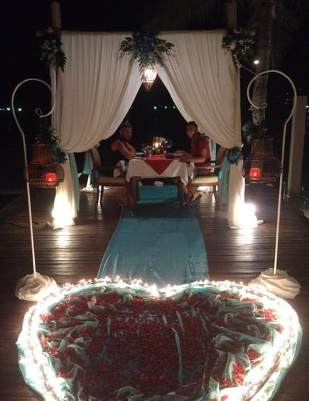 החתונה של מתן ואסף (צילום: אוסף אישי, צילום ביתי)