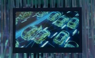 """ישראל תוביל באימוץ רכבים אוטונומיים (צילום: מתוך """"נקסט"""", קשת 12)"""
