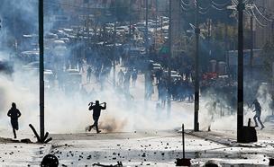 יום זעם בשטחים (ארכיון) (צילום: רויטרס)