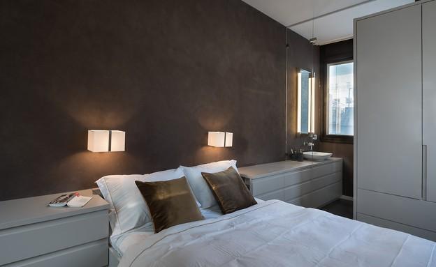 בית הפסנתרן, חדר שינה (29) (צילום: Amit Gosher)
