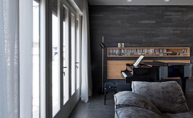 בית הפסנתרן, סלון (27) (צילום: Amit Gosher)