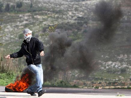 הרוג במהלך עימותים בגדה (צילום: רויטרס)