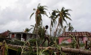 נזקי הוריקן בהאיטי. ארכיון (צילום: רויטרס)