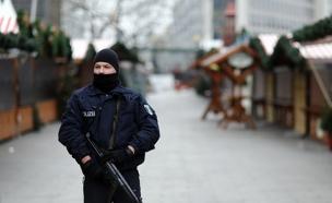שוטרים בברלין (ארכיון) (צילום: רויטרס)