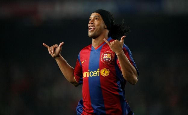 זה רשמי: רונלדיניו פרש מכדורגל (צילום: רויטרס)
