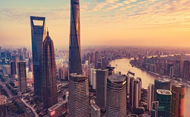 מגדל שנגחאי (צילום: Serjio74, shutterstock)