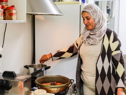 מטבחי השף -נאדיה עוויד