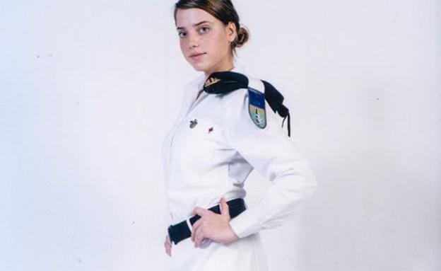 רותם סלע בצבא (צילום: חיל הים)