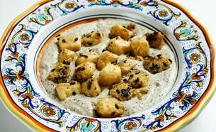 ניוקי עם קרם כרובית וצנוברי בר (צילום: אמיר מנחם, מאסטר שף)