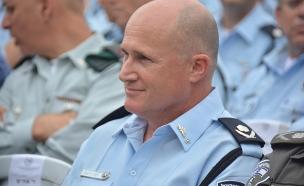 ניצב ריטמן פורש מלהב 433 (צילום: חטיבת דובר המשטרה)