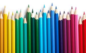 לעפרונות אין קשר לכתבה (צילום: shutterstock)