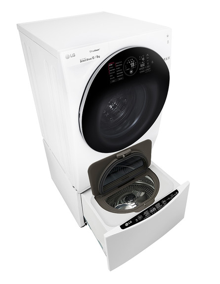 מכונת כביסה (צילום: LG ELECTRONICS)