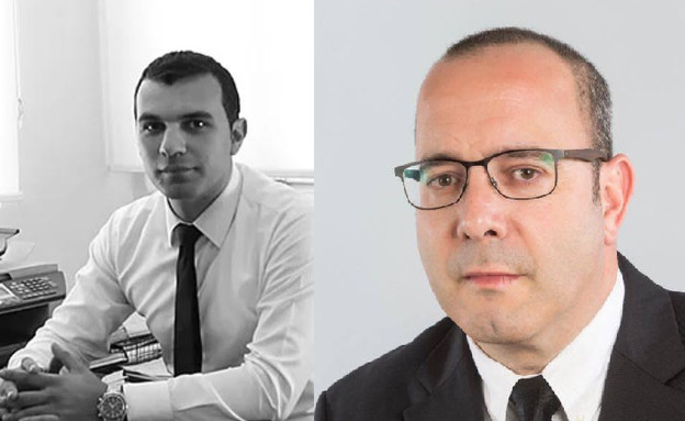 עורכי הדין מיכאל כרמל ודן אסלנוב (צילום: באדיבות המצולמים)