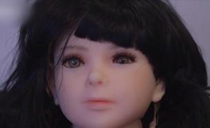 """מטריד: תעשיית בובות מין בדמות ילדים (צילום: מתוך """"נקסט"""", קשת 12)"""