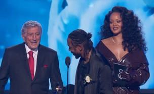 ריהאנה, טוני בנט (צילום: יוטיוב )