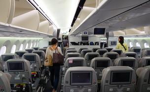 מטוס נוסעים (צילום: shutterstock)