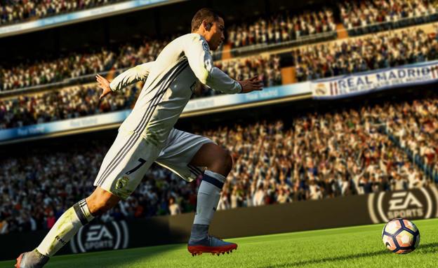 המשחק FIFA 18 (יח``צ: יחסי ציבור)