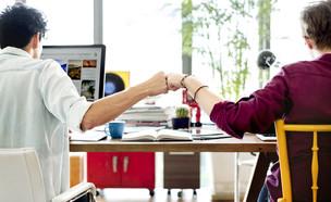 עבודת צוות מוצלחת (אילוסטרציה: kateafter | Shutterstock.com )