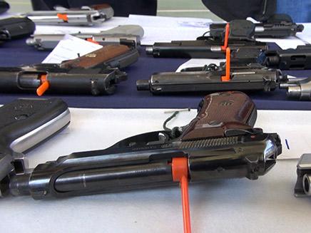 עשרות אלפי נשקים בלתי חוקיים במגזר