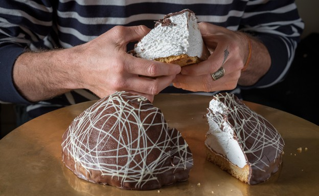 עוגת קרמבו (צילום: אנטולי מיכאלו, יחסי ציבור)