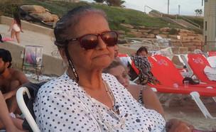 """הקשישה מתה כשחיכתה למוקד החירום (צילום: מתוך """"חדשות הבוקר"""" , קשת 12)"""