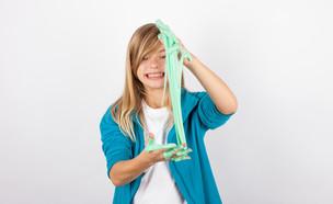 איך להכין סליים לבד בבית? (צילום: shutterstock)