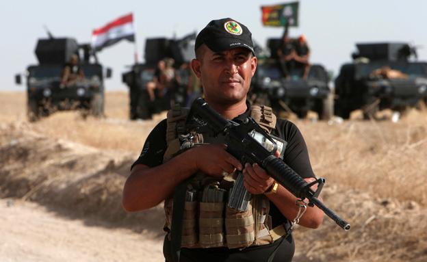 הלוחמים הכריעו את הטרוריסטים (צילום: רויטרס)