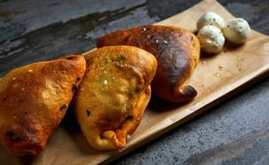 פטאייר במילוי מנגולד ובצל (צילום: אמיר מנחם, מאסטר שף)