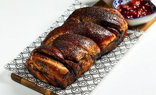 עוגת שמרים קינמון (צילום: אמיר מנחם, מאסטר שף)