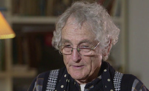 """ישראל גוריון בראיון ל""""אנשים"""" (צילום: מתוך אנשים, שידורי קשת)"""