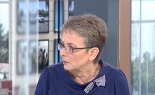 """לאה גולדין בדמעות: """"עזרו לנו, אנחנו לבד"""" (צילום: מתוך """"חדשות הבוקר"""" , קשת 12)"""