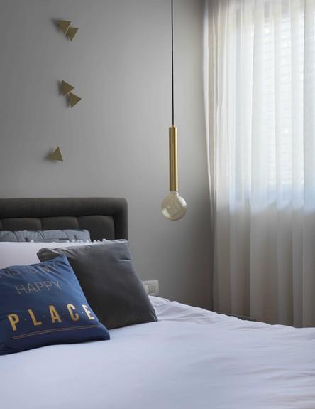 מאיה רוזנברג, ג, חדר שינה (12) (צילום: גלית דויטש)