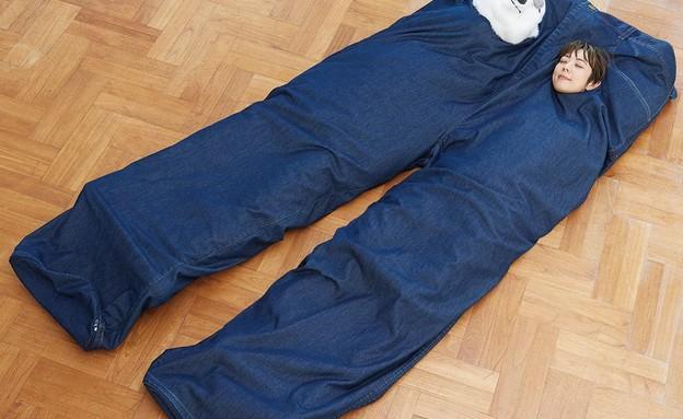 מכנסי שק שינה (צילום: felissimo)