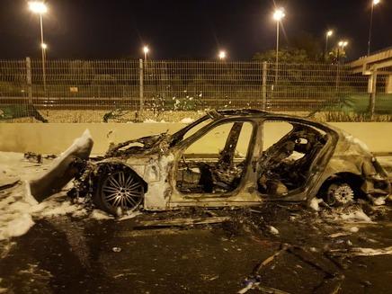 פיצוץ ברכב (ארכיון)