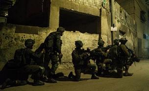 """פעילות כוחות צה""""ל סמוך לג'נין (צילום: דובר צה""""ל)"""